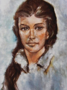 First portrait